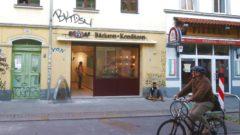 Bäckerei Graf auf der Alaunstraße 31