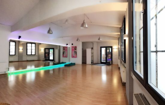 Das Fitness-Studio im Kulturhof an der Katharinenstraße.