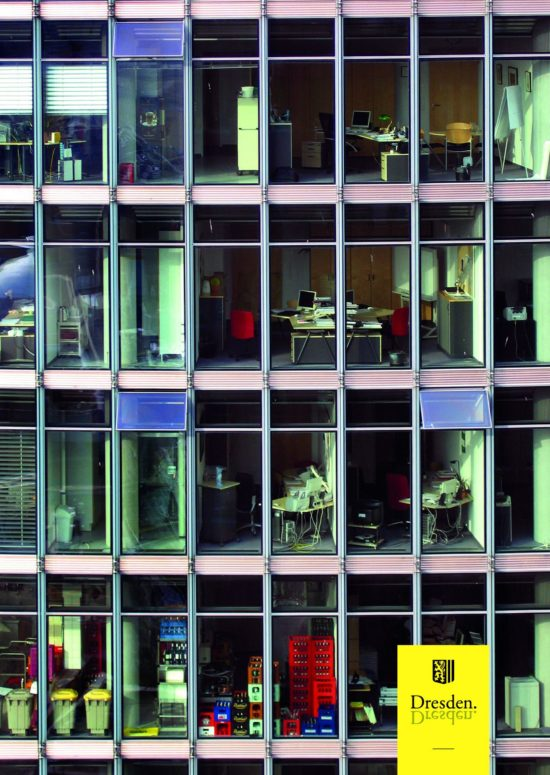 """Strukturierte Arbeitswelt"", Fotografie: Angelika Teresiak"