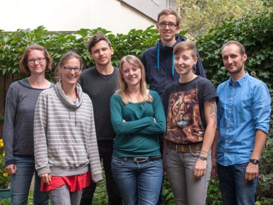 Umundu-Team 2017 - Foto: Marthe Gruner