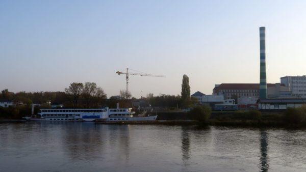 Hafencity - Baustart naht