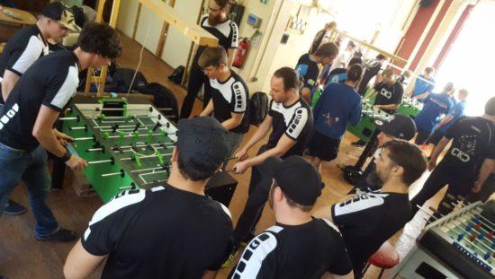 Tischfussball-Turnier