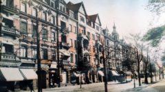Selbmann-Filiale Anfang des 20. Jahrhunderts