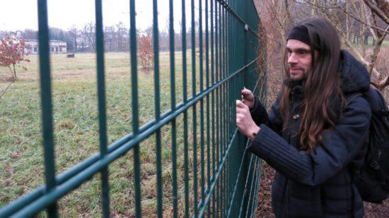 Aus dem Traum wurde nichts: Mirko Sennewald wollte den BRN-Lustgarten auf den Russensportplatz verlegen.