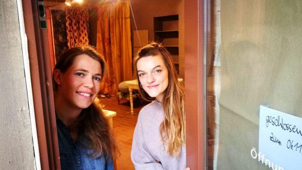 """Anne Bräunig und Anna-Maria Schelle eröffnen am Montag den Popupstore """"Schau Schau"""""""