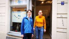 """Martin Rosenbusch und Anne-Kathrin Schumann sind """"uTime"""""""