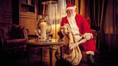 Weihnachtsmann im Bülow Palais