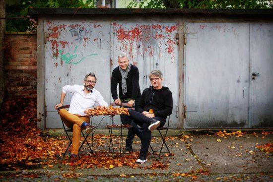 Stadtluft-Herausgeber: Amac Garbe, Peter Ufer, Thomas Walther