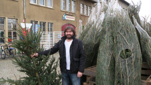 Baumverhökerer Henry Liepack vom Krokodilhaus