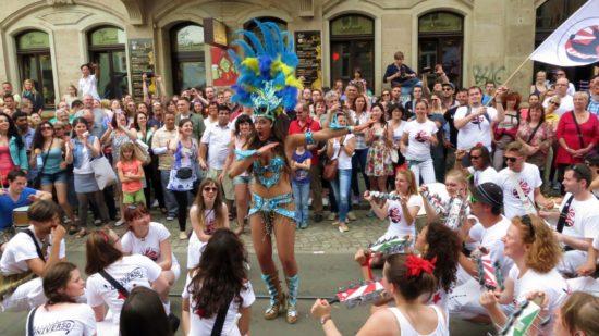 Sambaparty zur BRN 2013 - Foto: Archiv