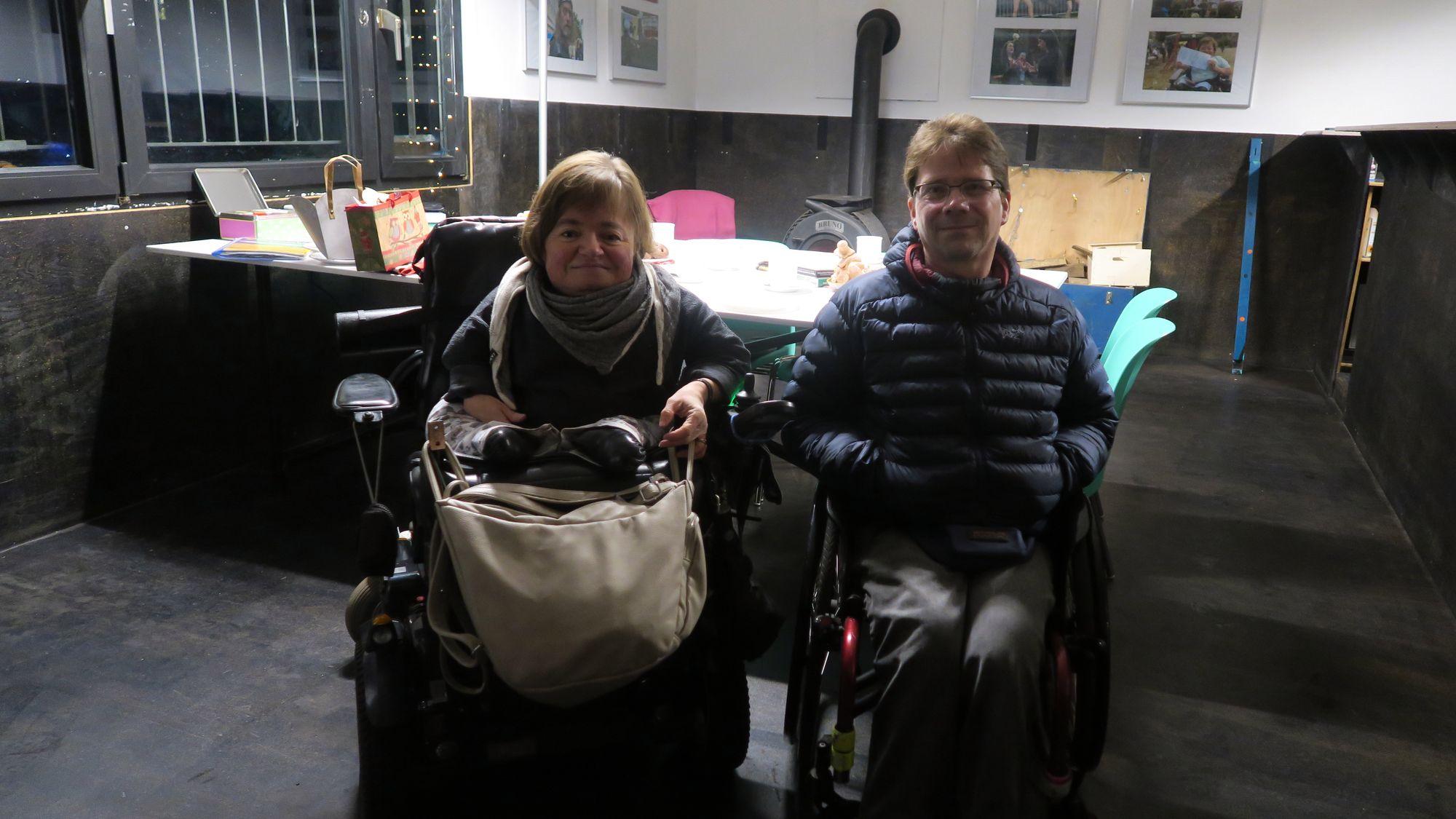 """Annett Heinich und Sören Haak haben einen """"Neustadt-Traum"""""""