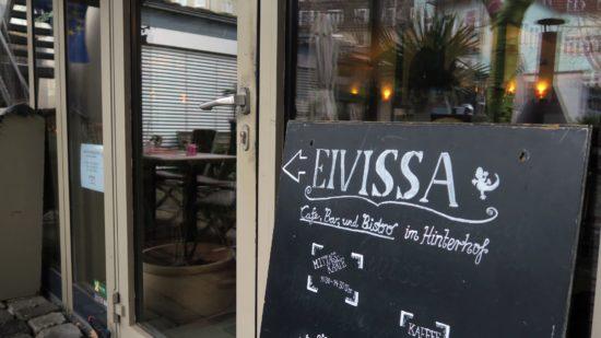 Heute letzter Tag im Eivissa.