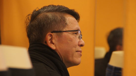 Van Tuan Do, geschäftssinniger Modeladenbesitzer auf der Bautzner Straße