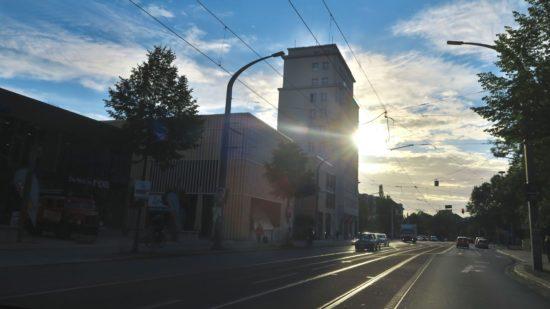 Antonstraße - Foto: Archiv 2017