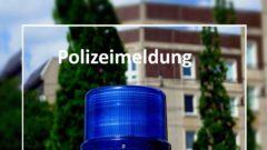 Polizeimeldung - Polizei