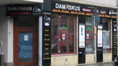 Zurzeit geschlossen: Damaskus auf der Alaunstraße