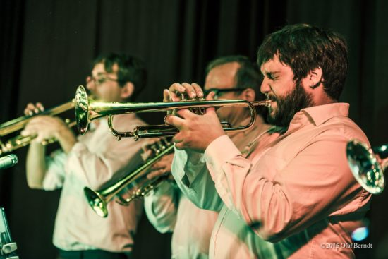 Männer an Trompete - Foto: PR, Olaf Berndt