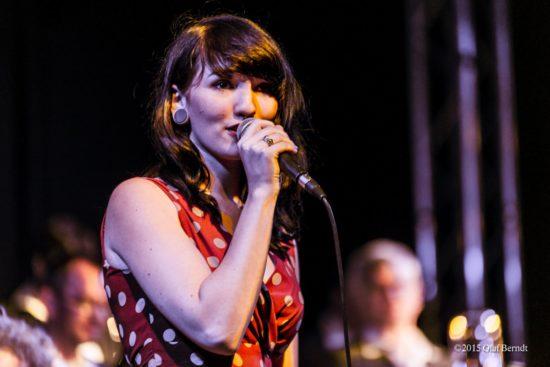 Sängerin Veronika Kralacek Foto: PR, Olaf Berndt