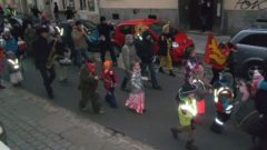 Faschingsumzug durch die Neustadt - Foto: Archiv 2013