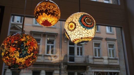 Nahezu jeder Gegenstand lässt sich mit Mosaiken schmücken