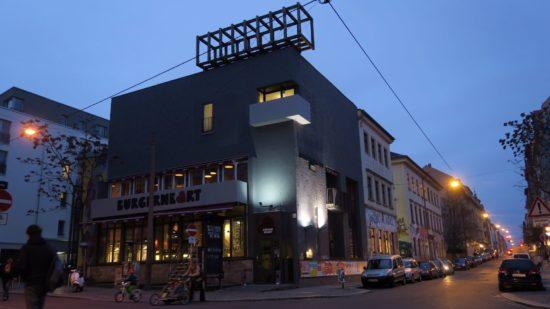 Burgerheart an der Alaun-/Ecke Louisenstraße