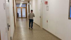 Angeklagter Thomas M. im Dresdner Amtsgericht