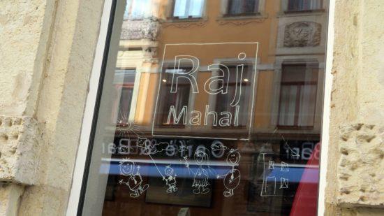Raj Mahal - Louisenstraße 60
