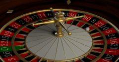 Roulette in der Spielbank