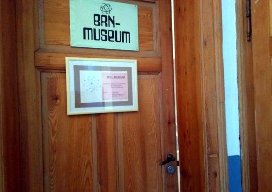 Einbruch ins BRN-Museum - Foto: Ulla Wacker