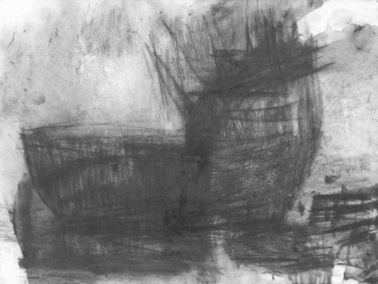 Boot im Moor