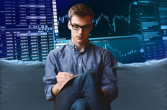 Forex trading - weltweiter Devisenhandel