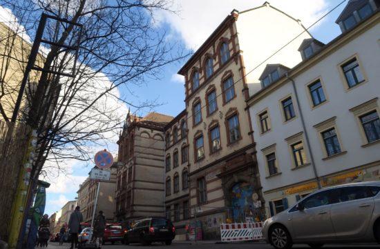 Dreikönigschule an der Louisenstraße