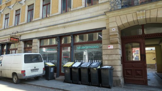 Alanya II in der Alaunstraße