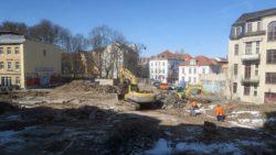 Baustart Pfunds Höfe