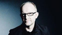 Dieter Falk - am Donnerstag im Wallgäßchen.