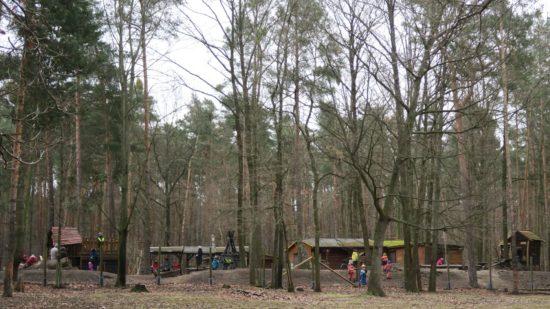 Waldspielplatz Albertpark