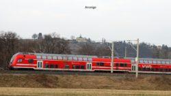 S-Bahn Anzeige