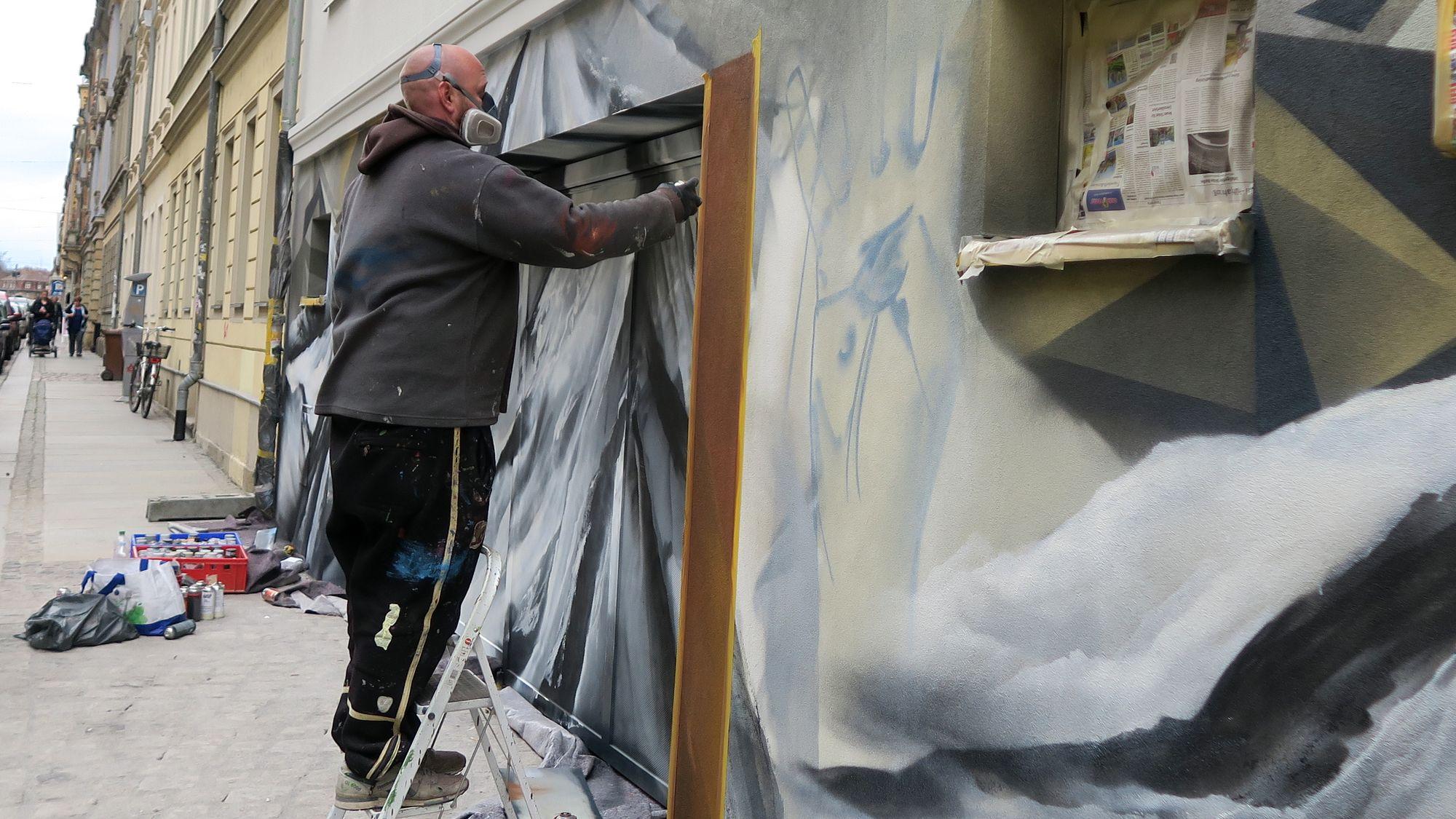 Gipfelmaler Christian Weiße