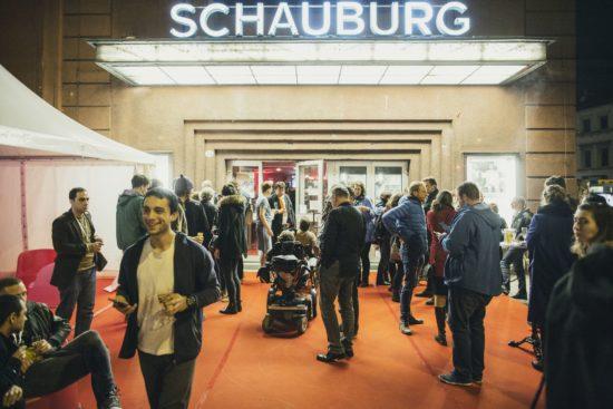 Eröffnung Filmfest am 4. April 2017 in der Schauburg. Foto: Oliver Killig