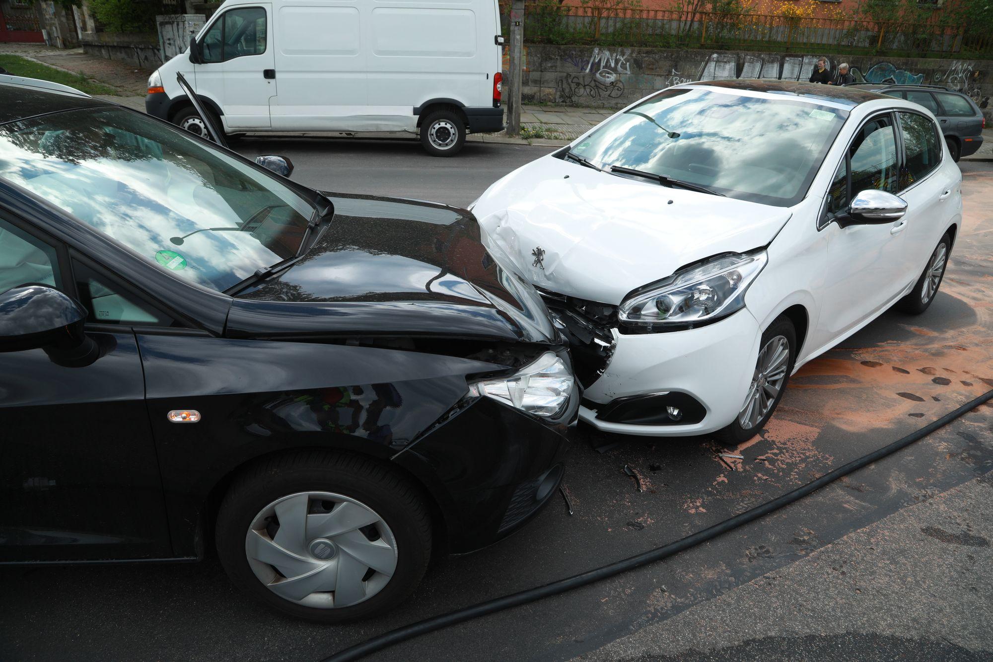 Unfall am Großenhainer Platz - Neustadt-Geflüster