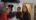 Patrick, Anna, Katja und Madlen gutgelaunt in der Doppellotte