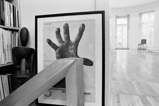 Luc Saalfeld: Räume der Kunst