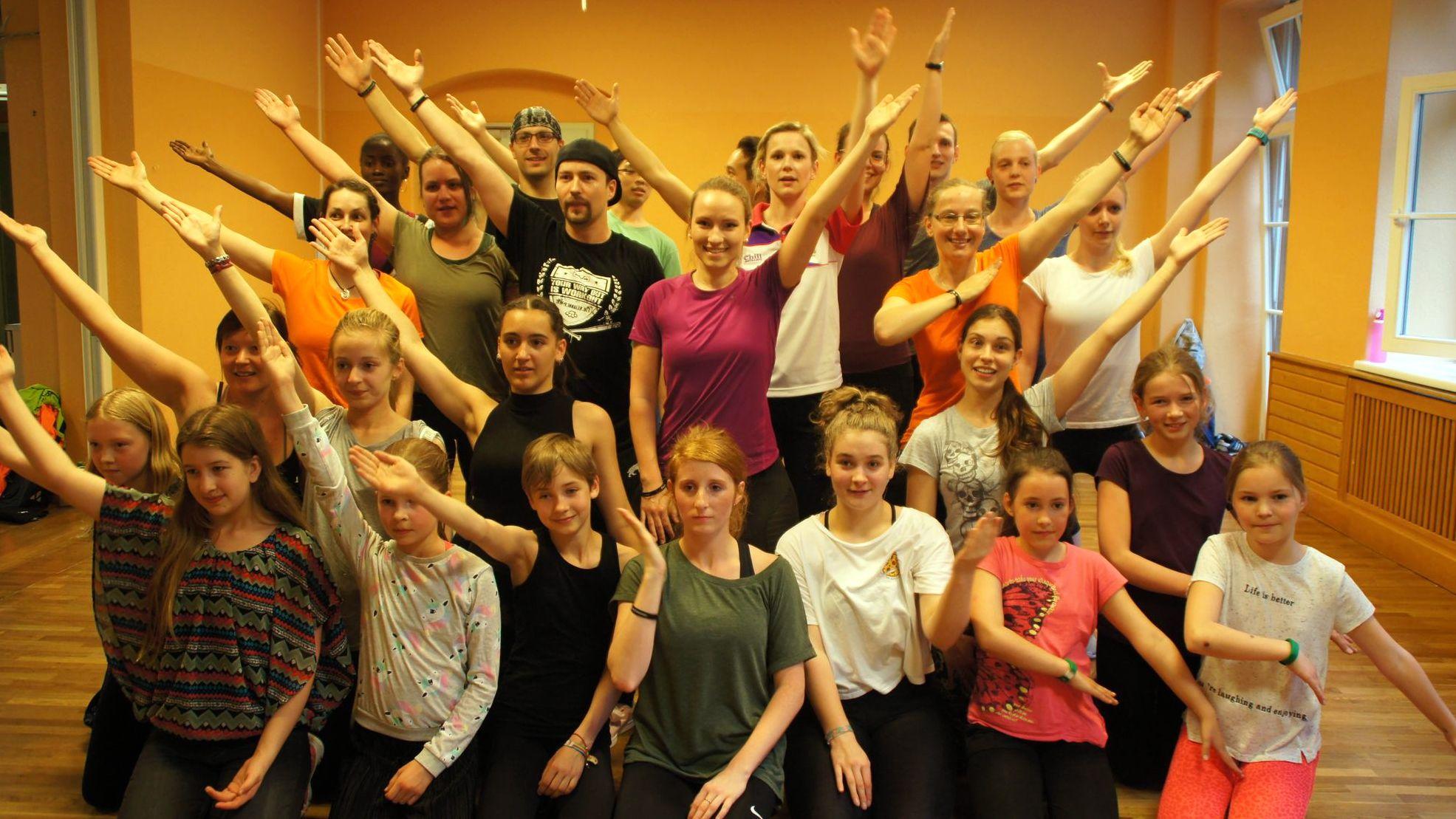 "Am 2.6. rufen Empire of Outcast zum sechsten Mal zum Tanzwettbewerb ""the royal knights"""