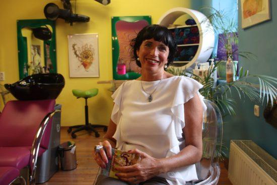 Zurück mit neuer Energie - Friseurin Alina Urbanek