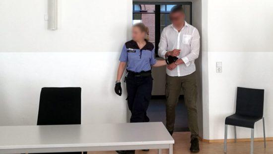 Jens R. wurde zu fünf Jahren und sechs Monaten Haft verurteilt.