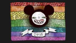 """Das aktuelle BRN-Logo wurde dieses Jahr von dem Künstler """"Bunter Panda"""" entworfen."""