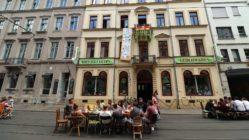 Frühstücken auf der Rothenburger