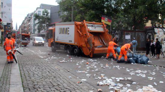 Helden in Orange
