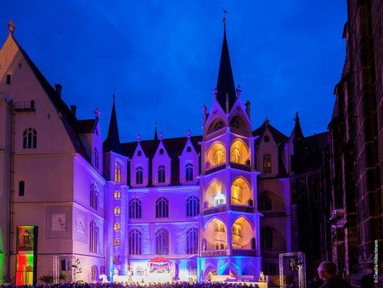 Burgfestspiele in Meißen - Foto: Claudia Hübschmann