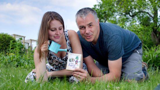 Fruchtgemüsemonstererfinder Kristin und Karsten Tonn.